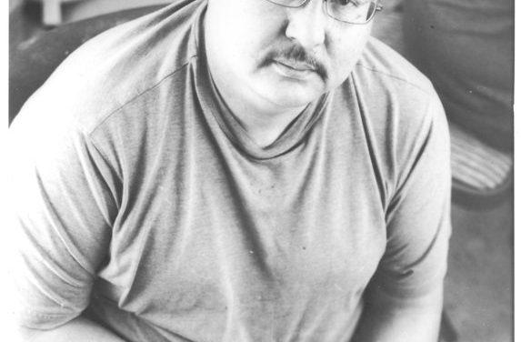 Jimmy Carlisle, August Artist-in-Residence